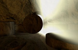 The Stone Rolling Away From The Tomb